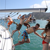 LA Sailing Yacht Rentals The Marina