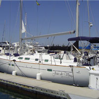 LA Sailing Boat Rentals in The Marina
