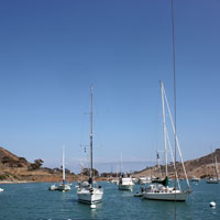 LA Sailing Yacht Charters The Marina